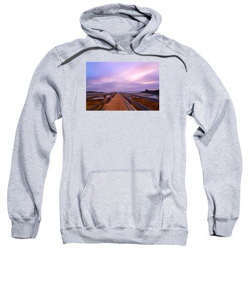 The Footbridge Good Harbor Beach Sweatshirt
