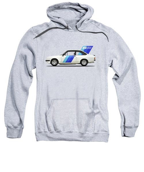 The Ford Escort Rs2000 Sweatshirt by Mark Rogan