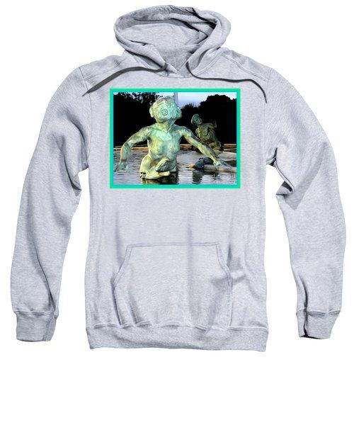 The Fountain Couple Sweatshirt