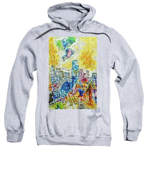 The Four Seasons Chicago Portrait Sweatshirt