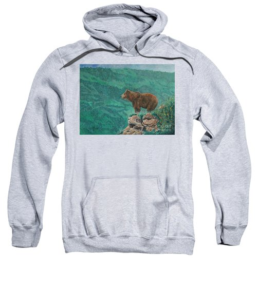 The Franklin Grizzly Bear Sweatshirt