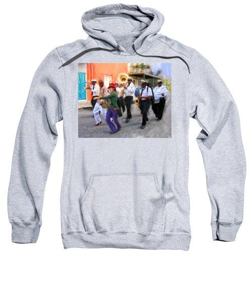The French Quarter Shuffle Sweatshirt