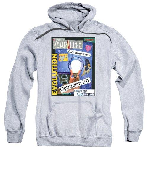 The Future Is Now Sweatshirt