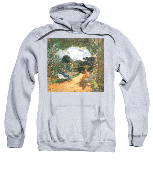 The Garden At Vaucresson Sweatshirt