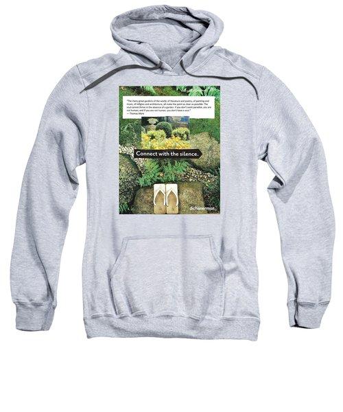 The Garden Of The Soul Sweatshirt