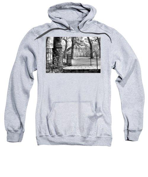 The Gates Of The Old Sheldon Church Sweatshirt