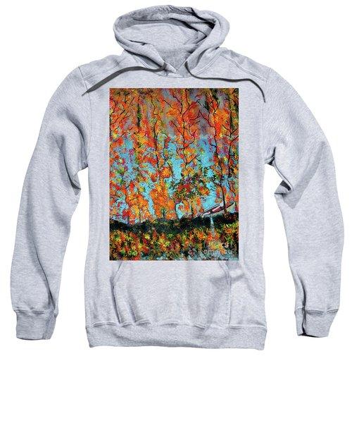 The Glory Of Autumn Sweatshirt
