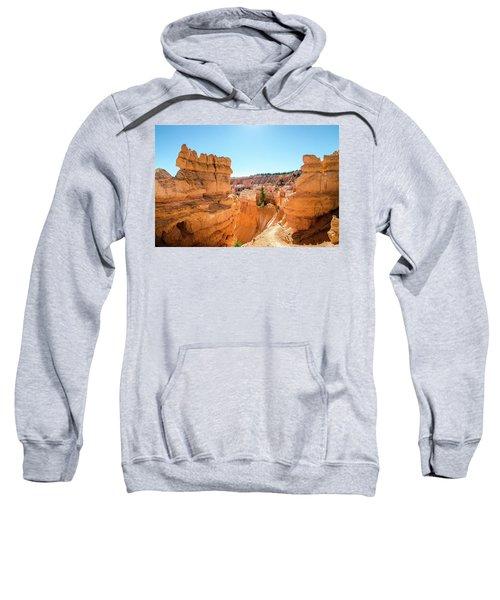 The Glowing Canyon Sweatshirt