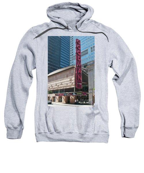 The Goodman Theater Sweatshirt