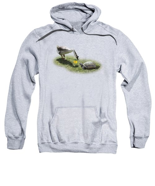 The Goose And The Turtle Sweatshirt
