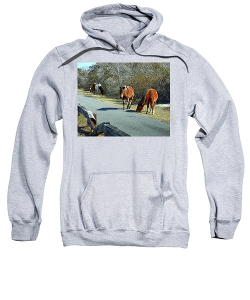 The Grass Is Always Greener Sweatshirt
