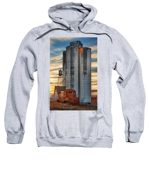 The Great Western Sugar Mill Longmont Colorado Sweatshirt