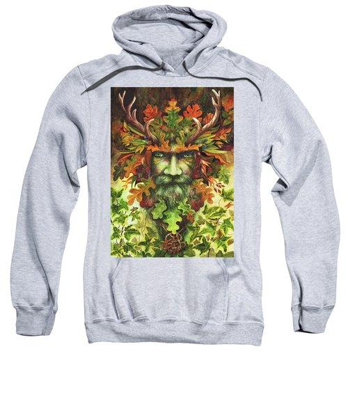 The Green Man Sweatshirt