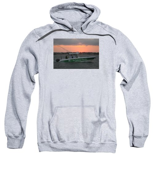 The Greene Turtle Power Boat Sweatshirt