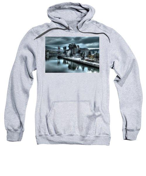 The Guggenheim Museum Bilbao Surreal Sweatshirt