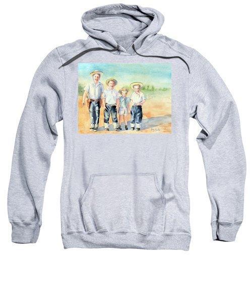 The Happy Wranglers Sweatshirt