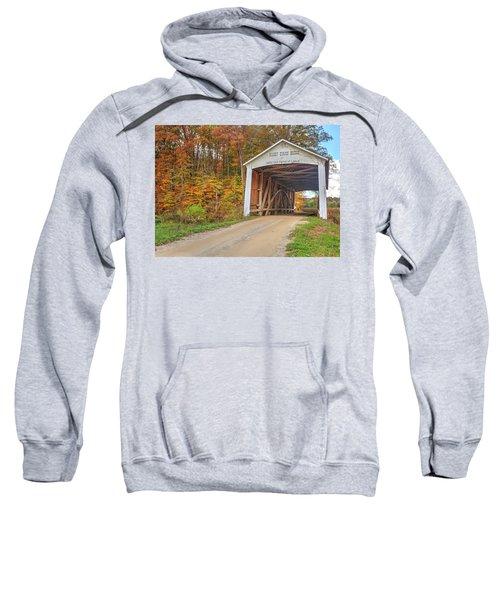 The Harry Evans Covered Bridge Sweatshirt