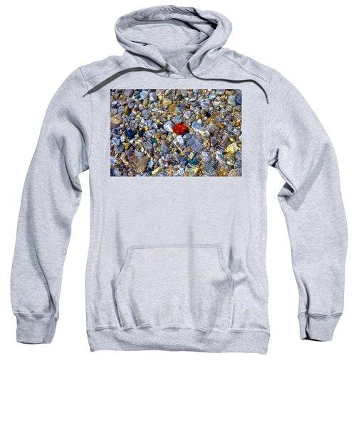 The Heart Of Lake Michigan Sweatshirt