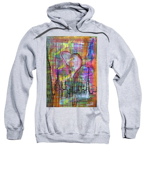 The Heart Of The City Sweatshirt