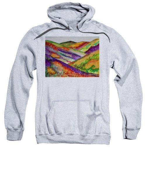 The Hills Are Alive Sweatshirt
