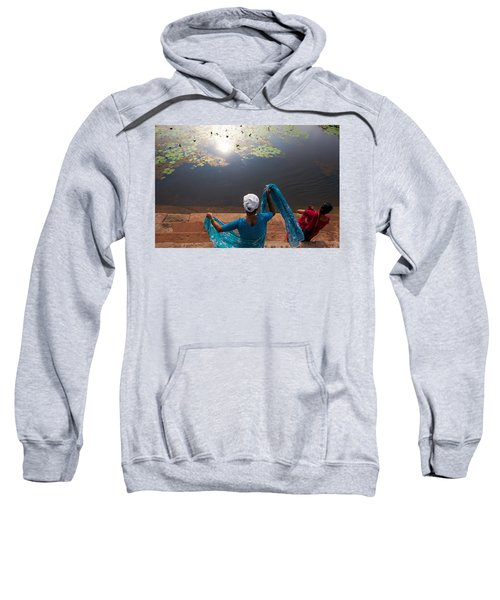 The Holy Pond Sweatshirt