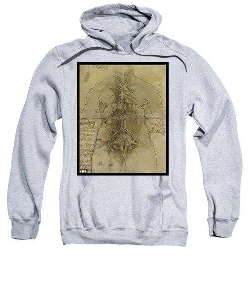 The Human Organ System Sweatshirt