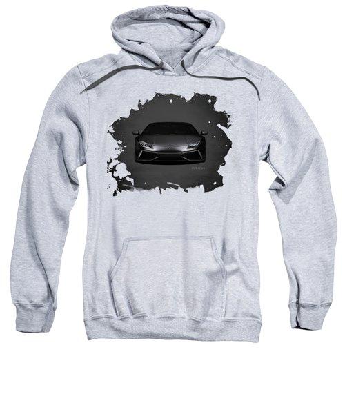 The Huracan Sweatshirt by Mark Rogan