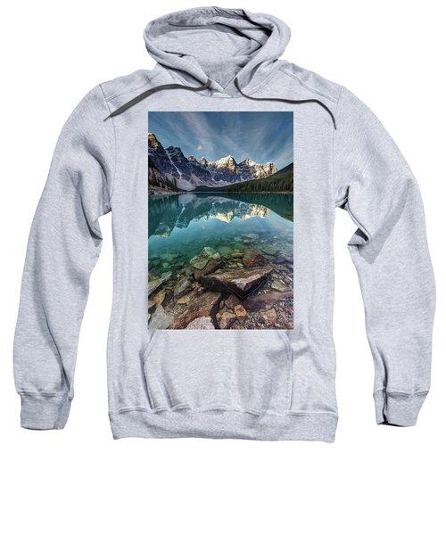The Iconic Moraine Lake Sweatshirt