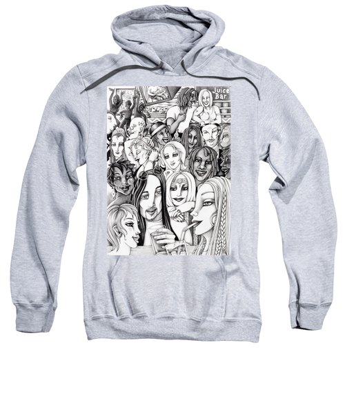 The In Crowd Sweatshirt