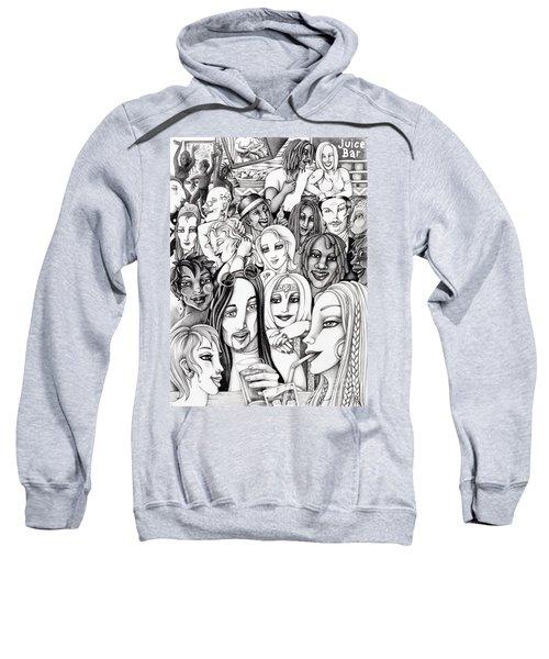 The In Crowd Sweatshirt