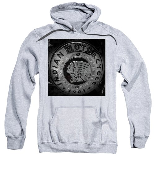 The Indian Motorcycle Logo Sweatshirt