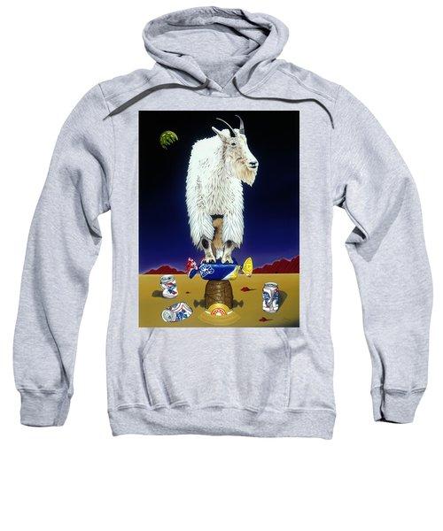 The Intoxicated Mountain Goat Sweatshirt