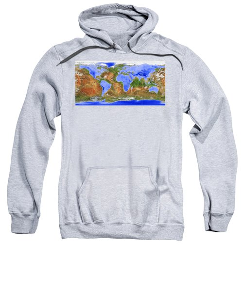 The Inverted World Sweatshirt