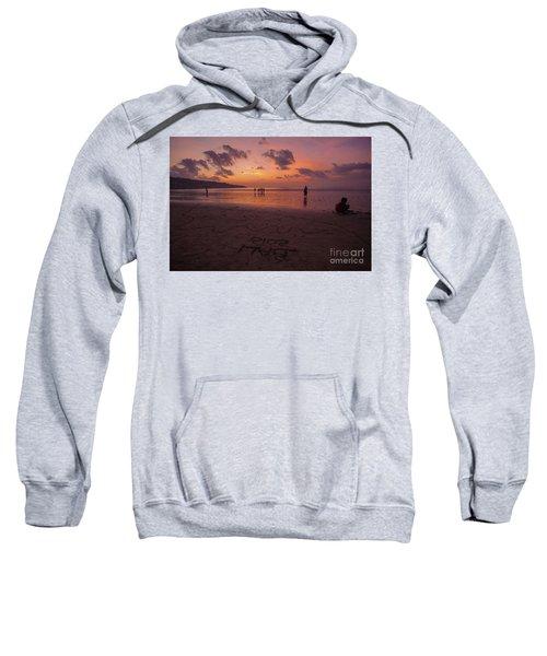 The Island Of God #15 Sweatshirt