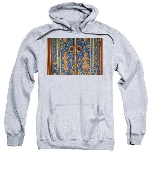 The Island Of God #7 Sweatshirt