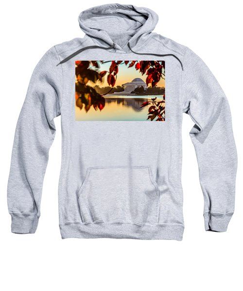 Jefferson In Autumn Sweatshirt