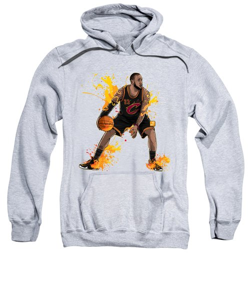 The King James Sweatshirt by Akyanyme