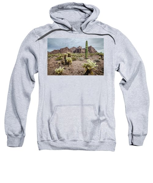 The King Of Arizona National Wildlife Refuge Sweatshirt
