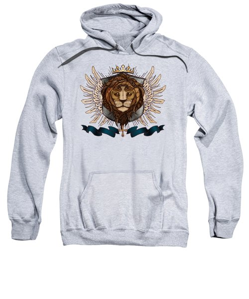 The King's Heraldry II Sweatshirt