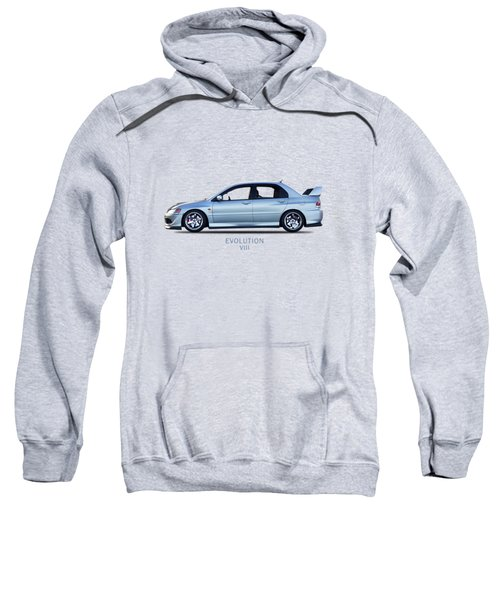 The Lancer Evolution Viii Sweatshirt by Mark Rogan