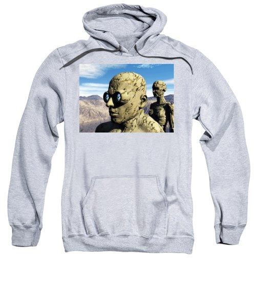 The Last Elementals Awaiting Their Doom Sweatshirt