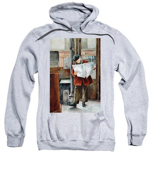 The Latest News Sweatshirt