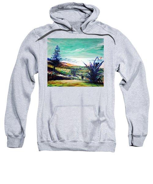 The Lawn Pandanus Sweatshirt