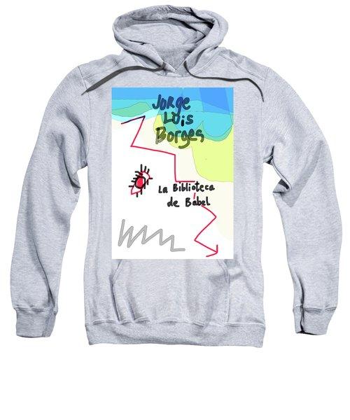 The Library Of Babel  Sweatshirt