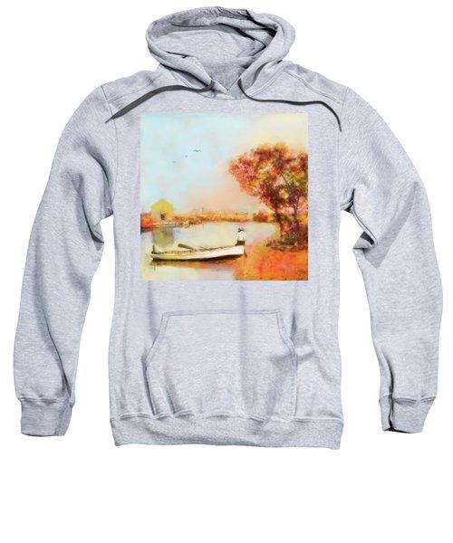 The Life Of A Fisherman Sweatshirt