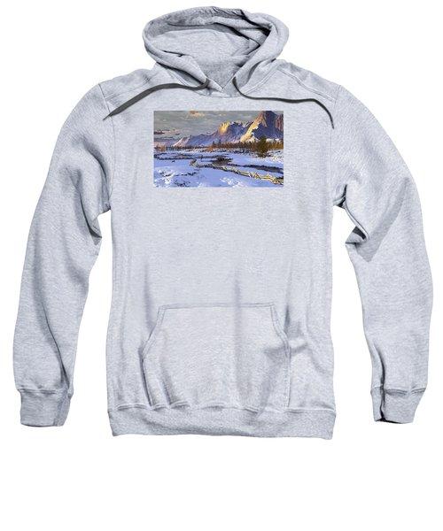 The Life Of Snow Sweatshirt