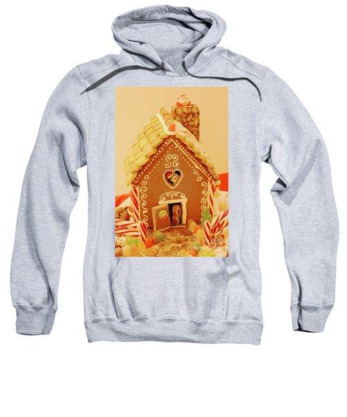 The Little Gingerbread House Sweatshirt