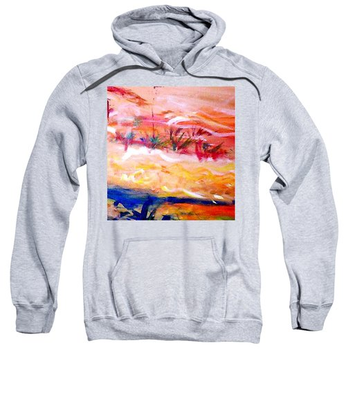 The Living Dunes Sweatshirt by Winsome Gunning