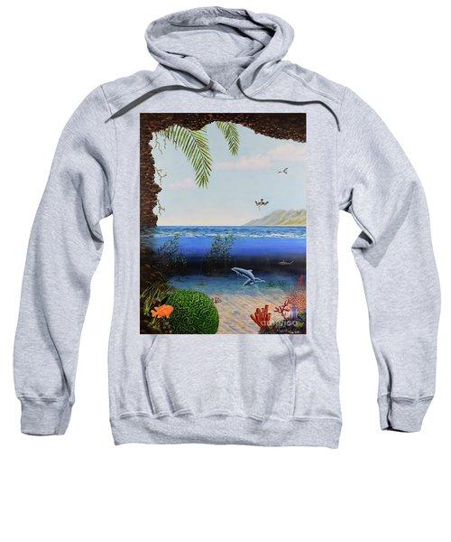 The Living Ocean Sweatshirt