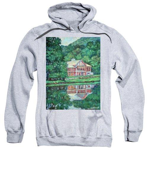 The Lodge At Peaks Of Otter Sweatshirt